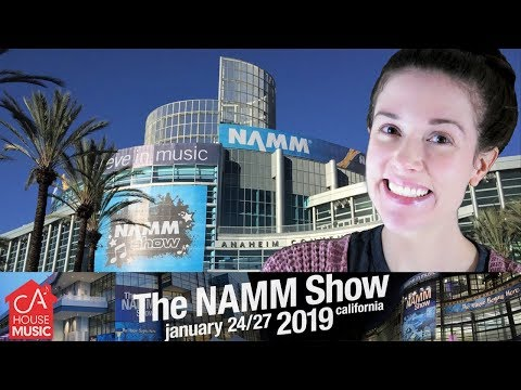 Headed To 2019 Winter NAMM!!! #TheNAMMShow Mp3