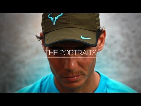 The Portraits  2014 Australian Open
