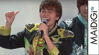 ボイメン水野&小林ら登場にファン歓声!映画「BOYS AND MEN ~One For All, All For One~」イベント1 #Masaru Mizuno #BOYS AND MEN