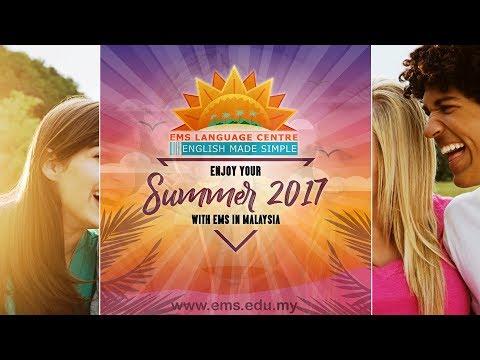 EMS LANGUAGE CENTRE - SUMMER CAMP 2017, Malaysia