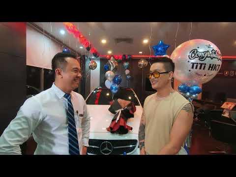 TiTi - Cựu Trưởng nhóm HKT quyết tâm mua xe Mercedes để tỏ tình bạn gái!