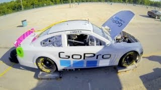 GoPro: Justin Marks NASCAR Sprint Cup Series Testing