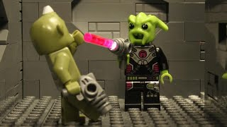 Cover images LEGO Cyclops - How to Animate Lasers - Stop Motion Tutorial