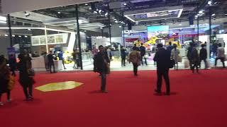 Современные роботы Выставка роботов в Китае обзор роботизированной выставки 2018
