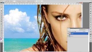 Замена фона в фотошопе(Все видео уроки по программе фотошоп вы найдете на сайте video-grafika.ru., 2011-07-06T15:02:55.000Z)