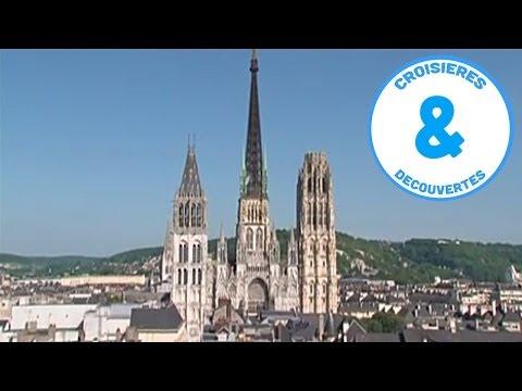 Normandie Impressionniste - Croisière à la découverte du monde - Au fil de la Seine - Documentaire