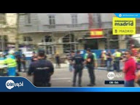 مقتل عامل وإصابة 11 في انهيار سقف فندق في إسبانيا  - نشر قبل 2 ساعة