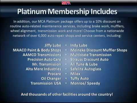 MCA Total Security Platinum Matrix