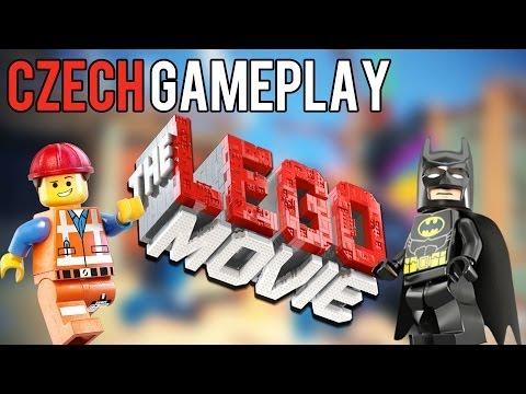 Český GamePlay | The Lego Movie - Videogame | Paní Prsatá a Pan Vrták | High Definition - 720p