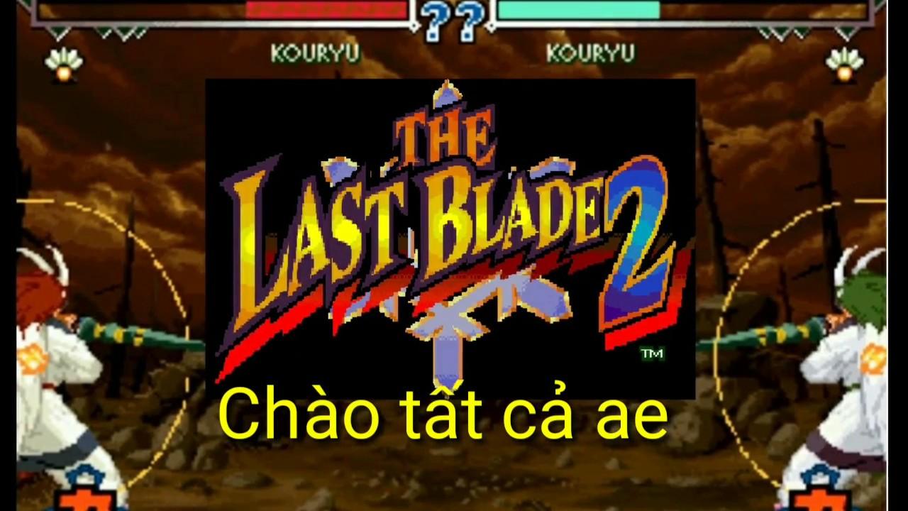 The Last Blade 2 //Hoàng Phi Hồng 2 || Tất cả skill năng lượng đỏ (Power), trên Android