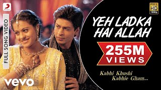 Yeh Ladka Hai Allah Full Video - K3...