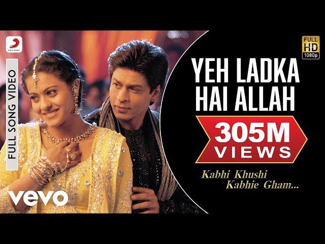 Yeh Ladka Hai Allah - K3G | Shahrukh Khan | Kajol
