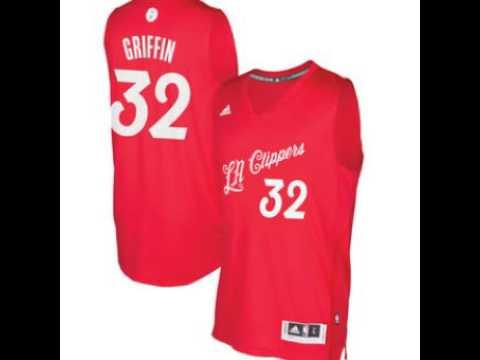 All 2016 NBA Christmas Jerseys