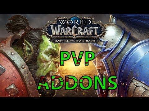 WOW ADDONS Best PVP addons in BFA