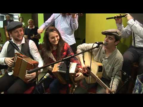 Irish Rambling House Finale Dollis Hill 2015