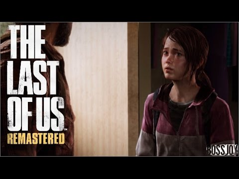 The Last Of Us Remastered PS4 - Ellie Talks About Sarah