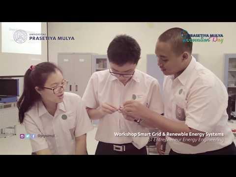 Campus Visit Prasmul I Regina Pacis Jakarta