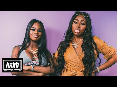 How to Spot a Broke Boy with City Girls (HNHH Interview 2018)