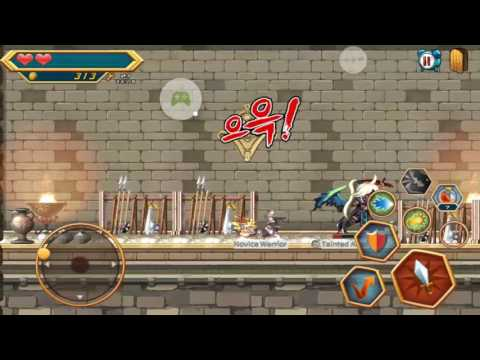 Dungeon and Knight iOS / Android Gameplay