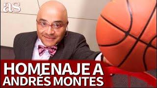 HALL OF FAME  Homenaje de los hijos de Andrés Montes a su padre: ENTREVISTA   Diario AS