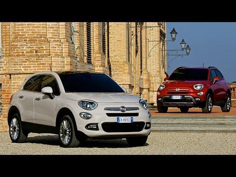 FIAT 500X, тест-драйв(1) – КлаксонТВ