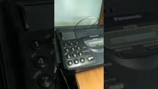 Як відправити факс.