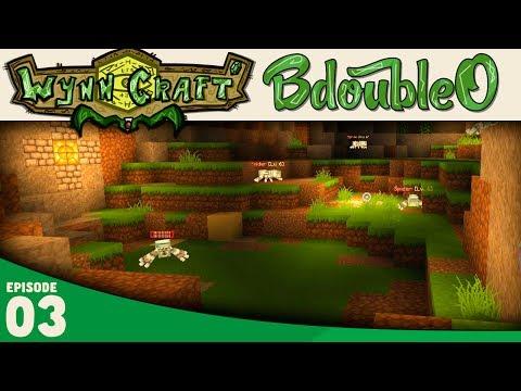 Minecraft :: Spider Cave! :: WynnCraft E3
