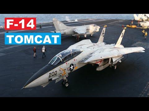 F-14 TOMCAT Savaş Uçağını Tanıyalım