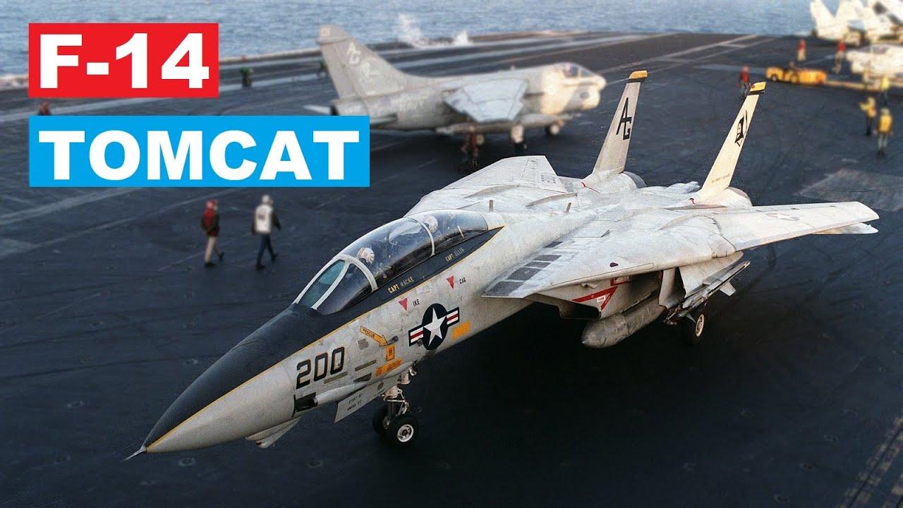 Download F-14 TOMCAT Savaş Uçağını Tanıyalım