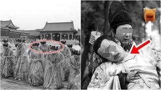 史上最牛皇帝一夜寵幸30多個妃子,第二年暴斃而亡...!