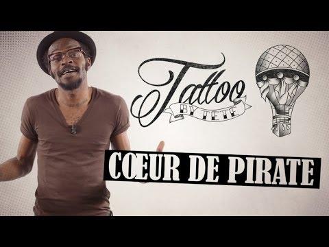 Tattoo by Tété - n°3 - La Montgolfière (Cœur de Pirate)