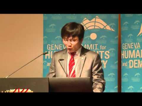 4th Geneva Summit: Joo Il Kim and Sung Ju Kim, North Korea