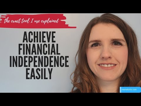 Financial Independence - Achieve it with my AutoPilot Money Goals Spreadsheet Explained