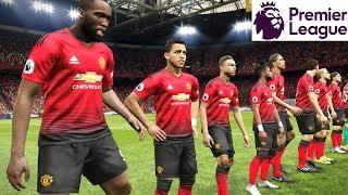 Watford vs Manchester United - EPL 15 September 2018 Gameplay
