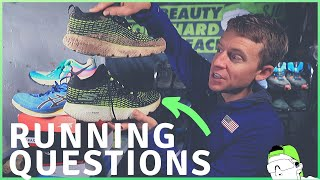 Answering your Running Questio…