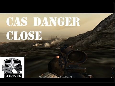 """✪ Project Reality 1.3 """"CAS Danger Close"""" Jabal Al Burj 27JUNE2015"""