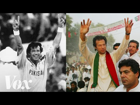 How Pakistan's cricket superstar became prime minister