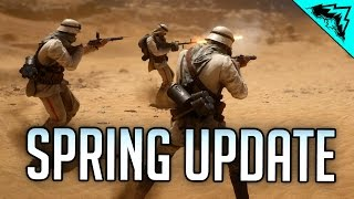 Battlefield 1 Spring Update - Platoons & New Ribbons (BF1 GAMEPLAY LIVE)