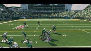 ESPN College Football 15? - NCAA Football 14 Online Gameplay (Hurricanes vs Bears)