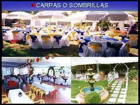 Jardin bugambilias para eventos youtube for Jardines para eventos