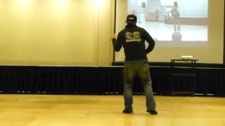What Do You Mean Line Dance Demo by Will Craig @ WCLDM 2015