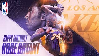 🎂HAPPY BIRTHDAY MAMBA - A TRIBUTE TO KOBE BRYANT Performed By SNOOP DOGG (August 23 2020)