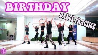 [K-Pop Dance Practice ] SOMI (전소미) - 'BIRTHDAY' (벌스데이) Dance Cover @ FGDance from Vietnam
