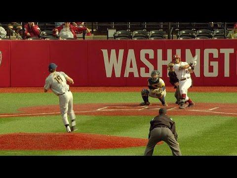 Recap: Damon Jones leads Washington State baseball to win over Cal