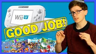 What the Wii U Did Right - Scott The Woz