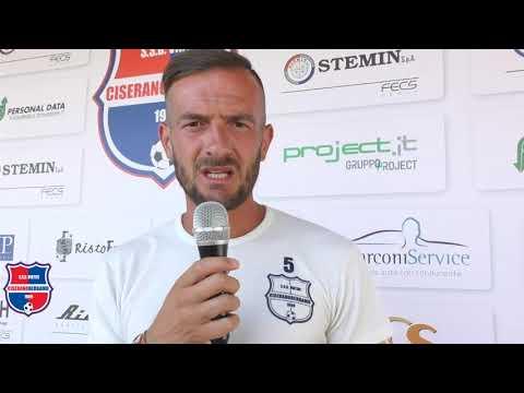 Ai nostri microfoni il Capitano della Virtus CiseranoBergamo Riccardo Riva