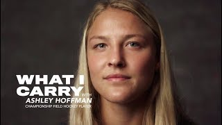 Ashley Hoffman, UNC field hockey player and Honda Sport Award winner, shares her inspiration