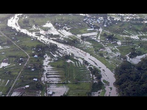 Fidschi nach dem Zyklon: Hilferuf aus dem Pazifik