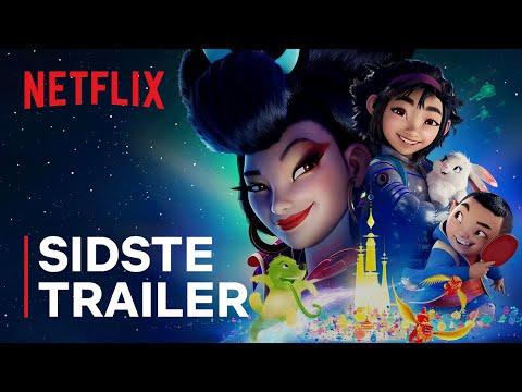 Til månen og tilbage | Officiel trailer 2 | Netflix