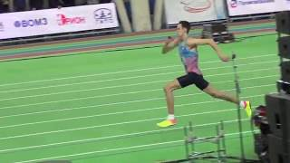 Danil  Lysenko 2,35 (WL) Данил Лысенко 2.35м на Рождественских стартах